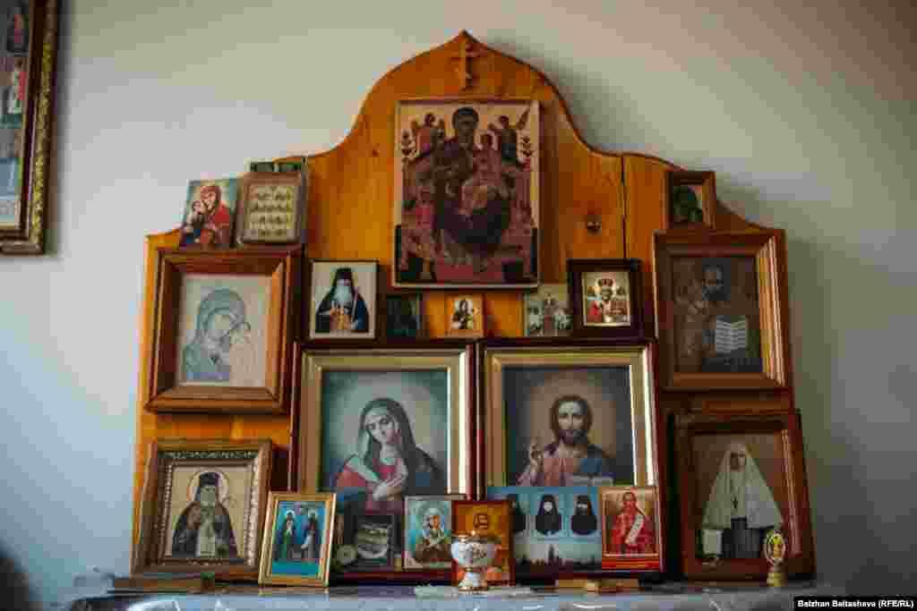 Комната для исповедующих православие.