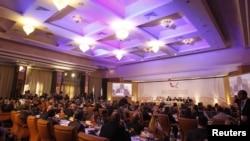 "Конференция ""Друзей Сирии"" в Тунисе. 24 фквраля 2012 г"