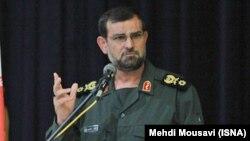 علیرضا تنگسیری از شهریور ۹۷ فرمانده نیروی دریایی سپاه پاسداران است
