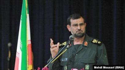 Iran Guards Commander Threatens To Block Strait Of Hormuz