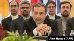 İran xarici işlər nazirinin müavini Abbas Araghchi, 28 iyun, 2019, Vyana