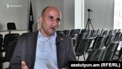 Депутат фракции «Мой шаг» Ваагн Овакимян