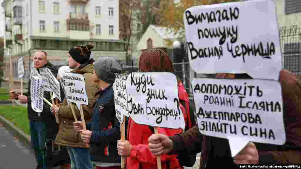 По данным активистов, с момента аннексии на полуострове пропали 44 крымчанина.