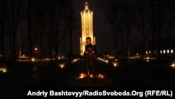 Меморіал жертвам голодоморів в Україні