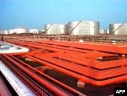 Rafinerija u luci Bandar-Abbas u Iranu