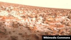 Mars səthi
