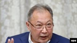 Кыргызстандын мурунку президенти Курманбек Бакиев