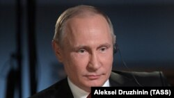 Vladimir Putin NBC, imagine de arhivă.