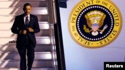 Обама АКШ-Еврошаркет саммитине келди, 25-март, 2014.