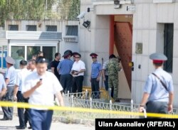 A suicide bomb attack on the Chinese embassy in Bishkek late last month has heightened Beijing's concerns about extremism in Central Asia.