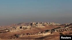 Zapadna obala, pogled na jevrejska naselja
