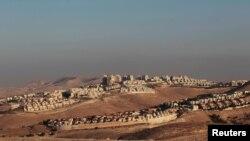 شهرک معالی ادومیم در کرانه باختری