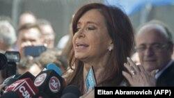 کریستینا فرناندز کیرشنر از سال ۲۰۰۷ تا ۲۰۱۵ میلادی رئیسجمهوری آرژانتین بود.