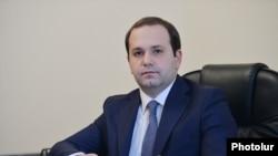 Бывший глава СНБ Армении Георгий Кутоян. Архивное фото