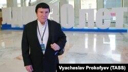 Анатолій Кашпіровський напередодні святкування 30 річниці заснування Російської ліберально-демократичної партії, 12 грудня 2019 року