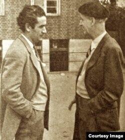 Împreună cu Wilhelm Furtwängler la Berlin