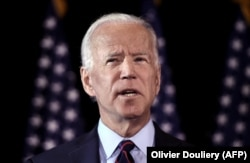 Ish nën-presidenti amerikan, Joe Biden.