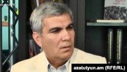 Respublika Partiyasının sədri Aram Sarkisian