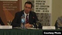 Руслан Стефанов, Директор на економскиот програм на Центарот за изучување на демократијата (ЦИД) од Бугарија,