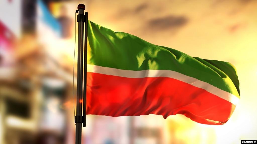 Флаг Татарстана. Архивное фото
