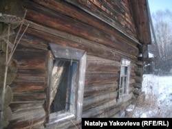 Заброшенная деревня Князевка