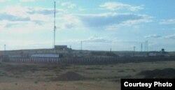 Тюрьма в Карагандинской области.