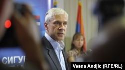 Актуелниот српски лидер Борис Тадиќ