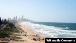 Plazh në Australi