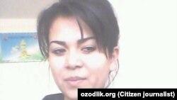 Bloger Shabnam (Nafosat) Olloshukurova