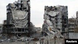 Ruševine u Jomsu