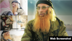 The latest edition of Dabiq includes a two-page advertisement-style spread calling on Western Muslims to travel to Syria and Iraq to join IS, and a pinup style montage of photographs featuring ginger-bearded French militant Abu Suhayb al-Faransi.