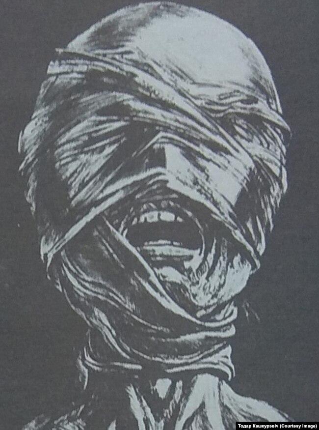 Арлен Кашкурэвіч. Генацыд. 1988 г.