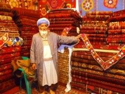 Türkmen halyçylary 'adalat' isleýär