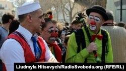 Учасники минулорічної Гуморини в Одесі