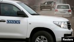 СММ ОБСЄ на Донбасі (ілюстраційне фото)