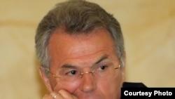 Виктор Храпунов, бывший аким и министр в бегах.
