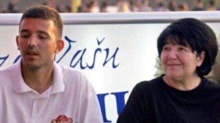 Marko Milošević i Mirjana Marković
