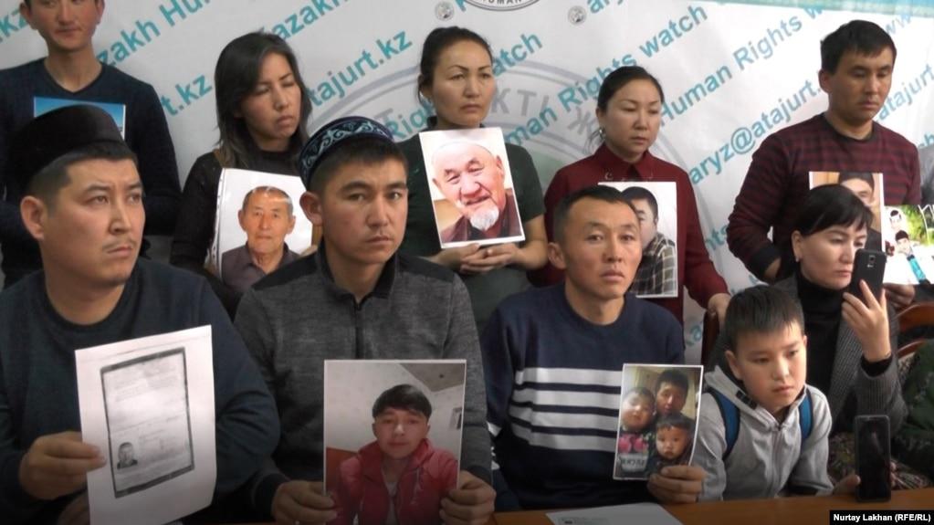 Родственники «узников Синьцзяна» просят Астану вызволить родных