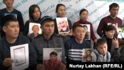 Собрание переселенцев из уезда Кунес Или-Казахского автономного округа Синьцзяна. Алматы, 7 ноября 2018 года.