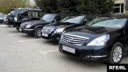Xidməti avtomobillər