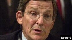 U.S. special representative for Afghanistan and Pakistan Marc Grossman