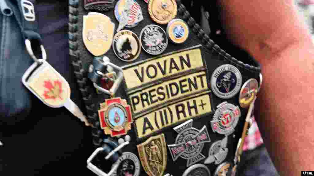 Президент Вован – тому що керівник байкерського клубу, а не тому, що голосував за Зеленського