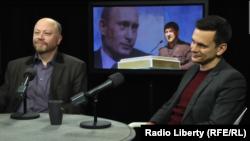 Политолог Дмитрий Травин и политик Илья Яшин
