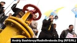 Газовый вопрос на Украине интересует многих