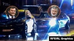 Це вперше, коли журналістам вдалося зафіксувати таємну зустріч керівника ОП Андрія Богдана та олігарха Ігоря Коломойського