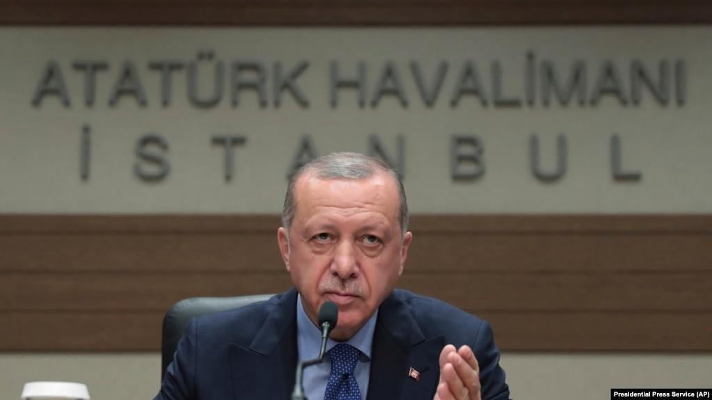 Эрдоган: Запрет на обладание Турцией ядерным орудием «неприемлем»