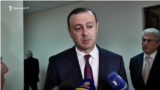 Секретарь Совета безопасности Армен Григорян, Ереван, 11 октября 2019 г.