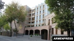 Здание СК в Ереване