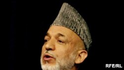 President Hamid Karzai has pledged to ''respect the constitutional order.""