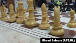 Шахматы. Иллюстративное фото.